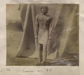 36 - Same as 35 [Statue of Nenkheftka]