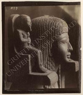Statue of Penbuy (Theban Tomb 10), wood, from Deir el-Medina, now in Turin, Museo Egizio, Cat. 3048