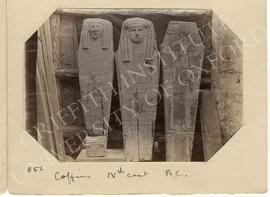 [856] Coffins IVth cent B.C.
