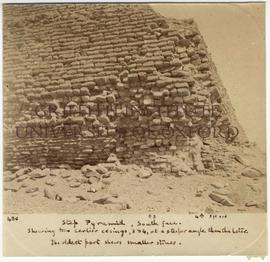 [480] Step Pyramid, South face.